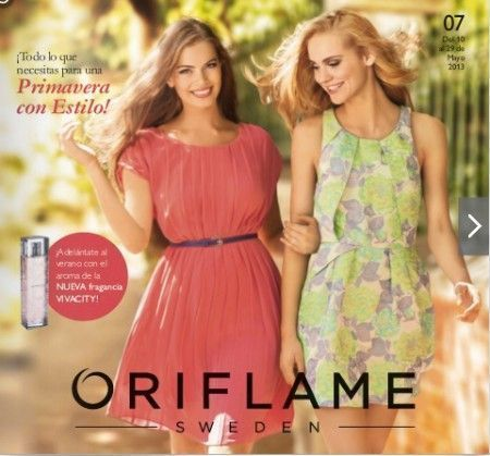 oriflame catalogo 7