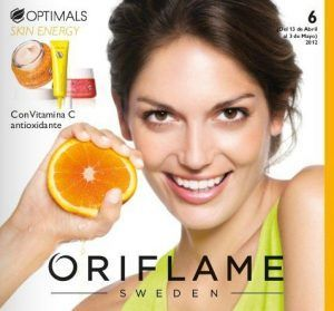 catalogo oriflame gratis
