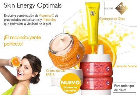 optimals skin energy