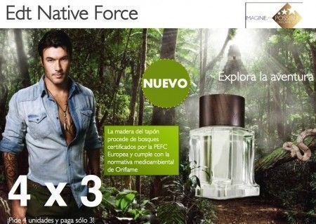 native force masculina