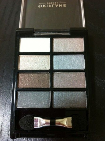 paleta sombras nude y grises