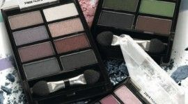 Paletas de sombras Pure Colour de Oriflame