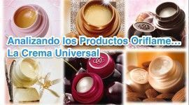 Analizando los Productos Oriflame&#8230; La Crema Universal