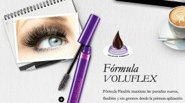 Nueva mscara de pestaas Volume Build de Oriflame