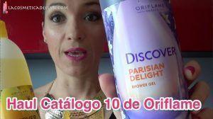 cosmeticos oriflame catalogo 10