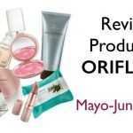 Review Productos Oriflame. Mayo-Junio 2014
