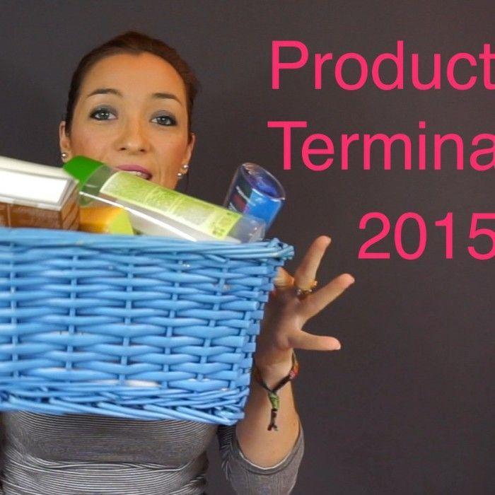Productos Terminados (I) 2015