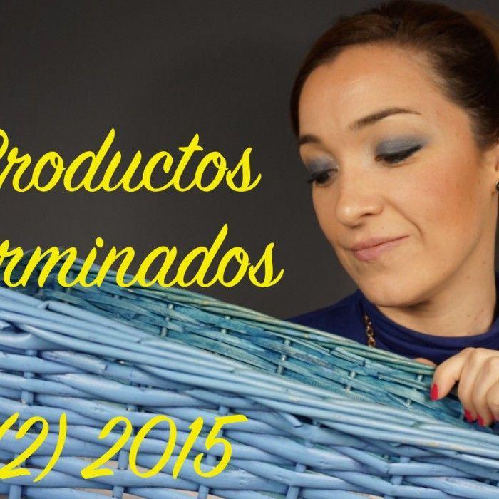 Productos Terminados (II) 2015