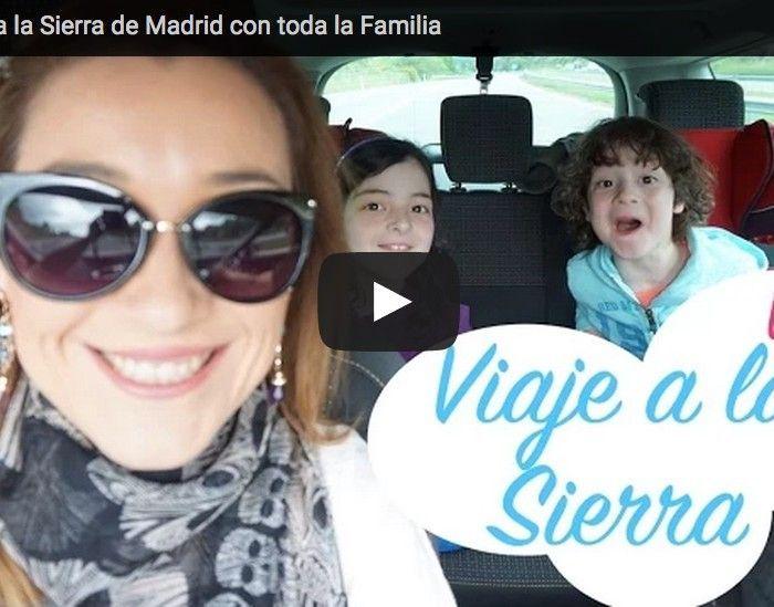 Vlog: Viaje a La Sierra de Madrid con la familia