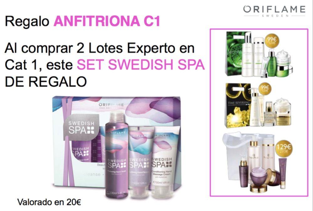 regalo swedish spa