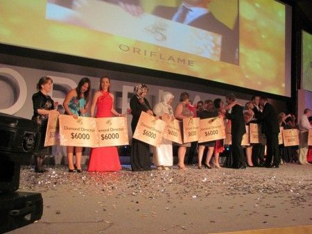 cheque oriflame lacosmeticadeelyn