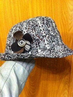 sombrero lacosmeticadeelyn