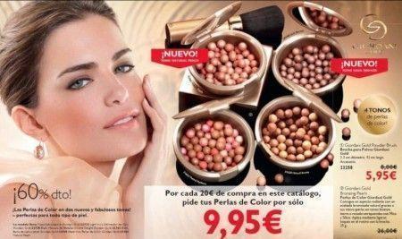 perlas oriflame