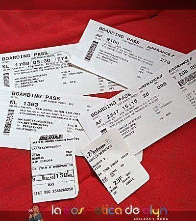 billetes avion varsovia