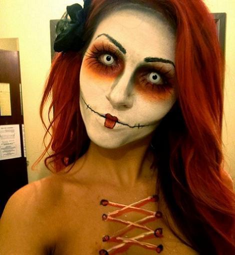 maquillaje halloween - Maquillaje Halloween