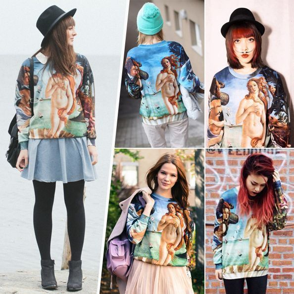 ROMWE____The_Birth_of_Venus__Print_Sweatshirt__The_Latest_Street_Fashion