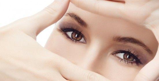 elegir contorno de ojos