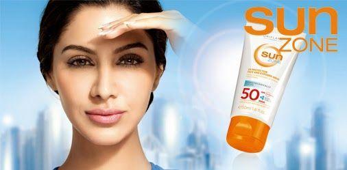 Oriflame Sun Block With SPF50