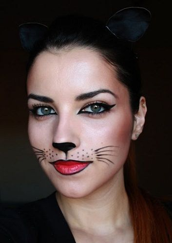 maquillaje--catwoman