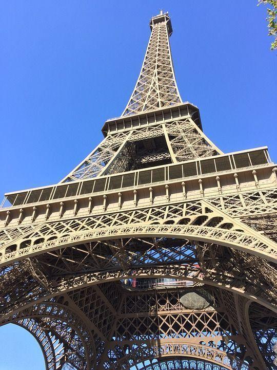 Eiffel Paris Landmark Torre
