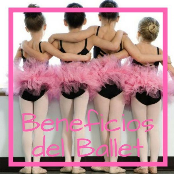 Los beneficios del ballet en la educación infantil