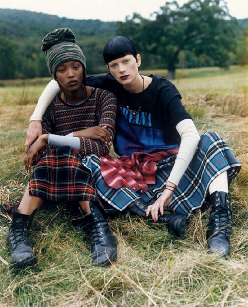 marc jacobs grunge