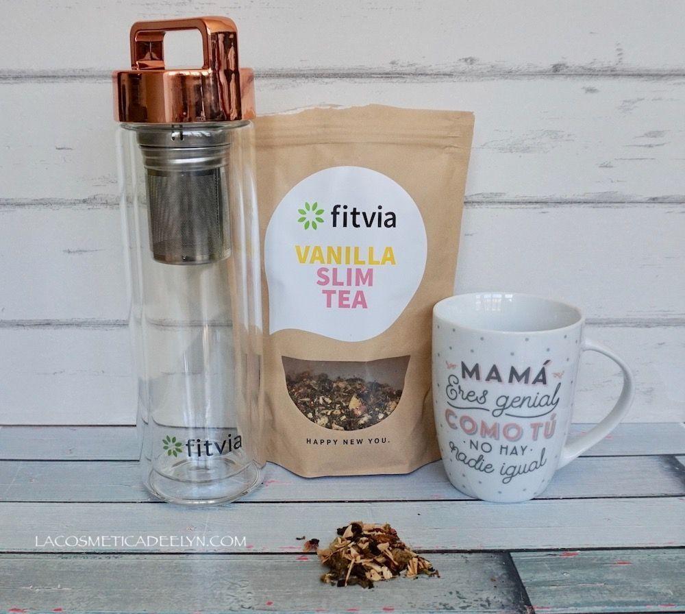vanilla slim tea fitvia