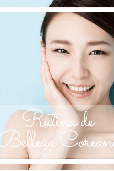 rutina de belleza coreana