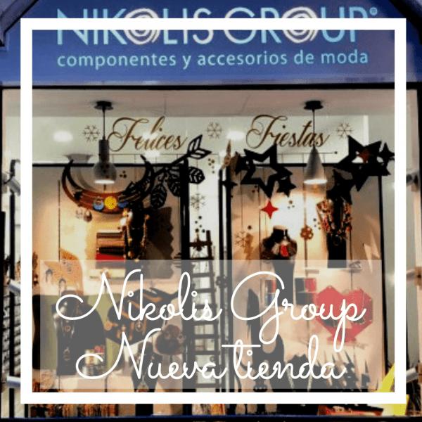 nueva tienda barcelona nikolis