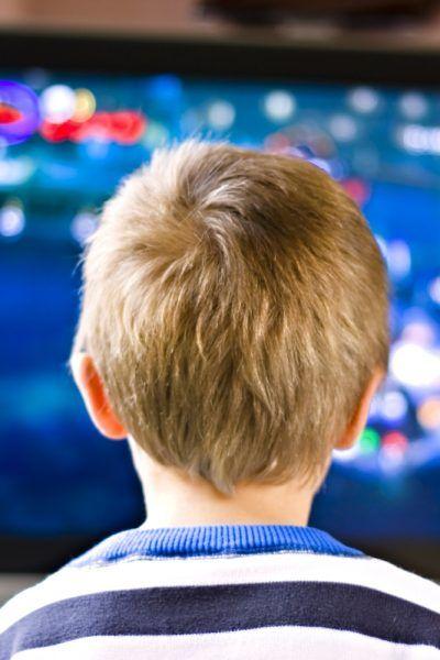 control del uso de pantallas en niños